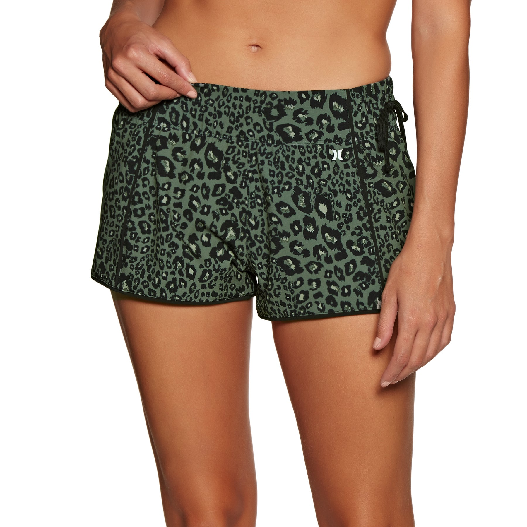 c62beb818a Hurley Phantom Waverider Leopard Womens Boardshorts available from Surfdome