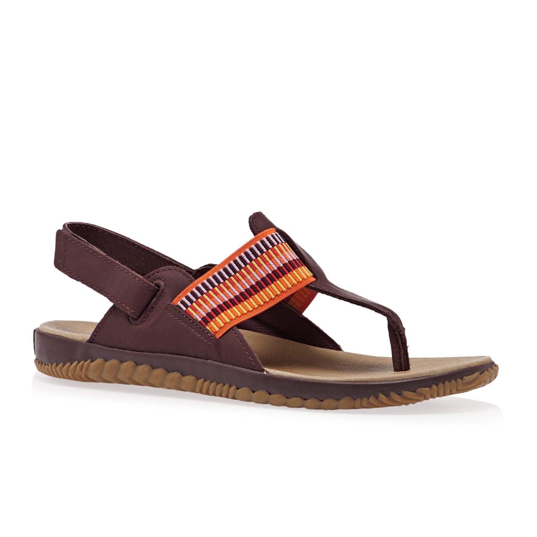 Sandalias Mujer Sorel Out N About Plus - Elderberry