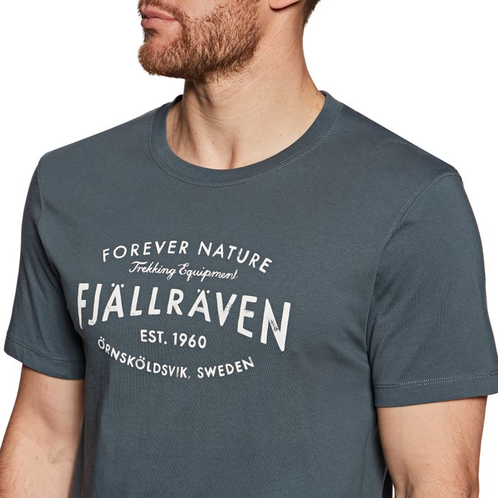 Fjallraven Est. 1960 Short Sleeve T-Shirt