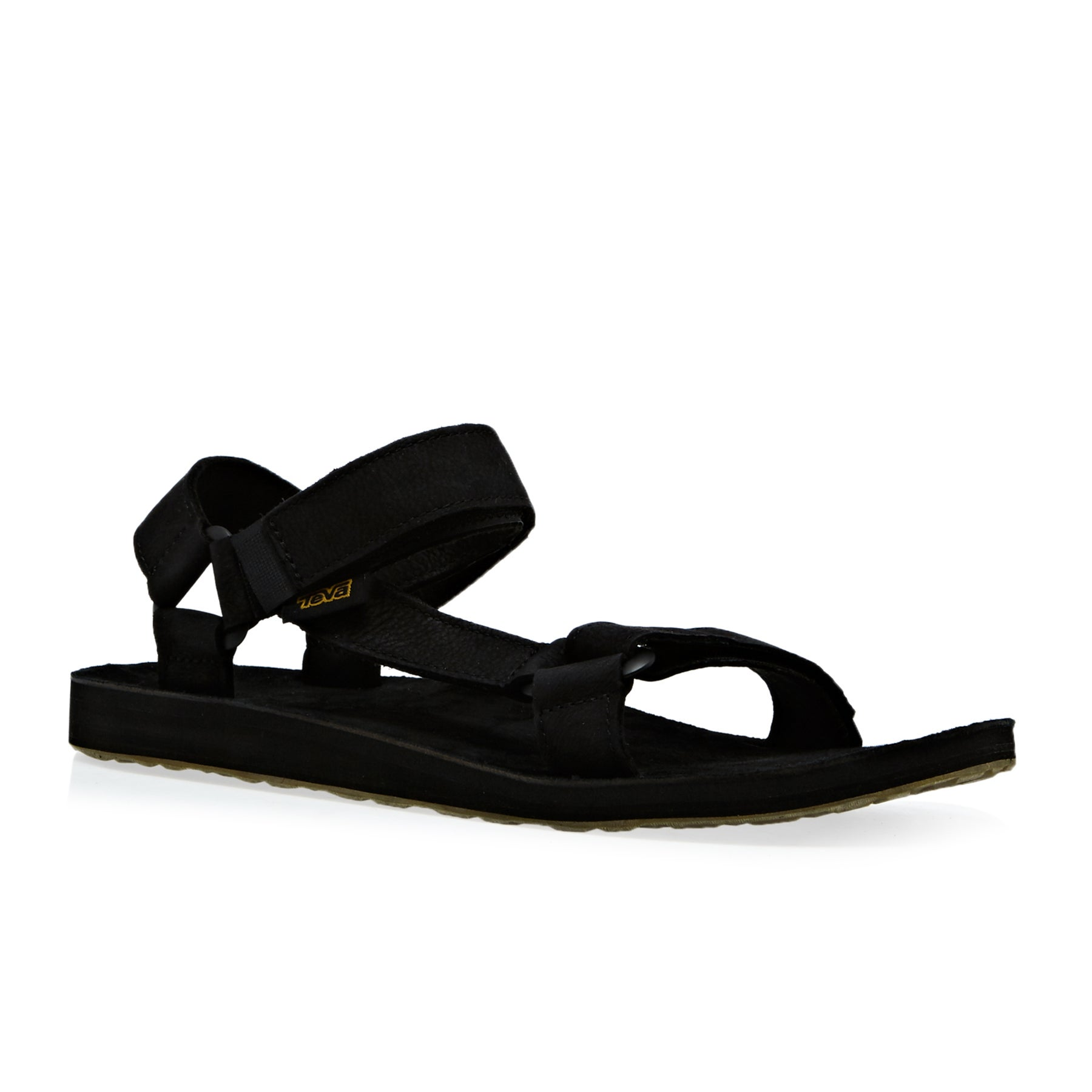 Sandalias Teva Original Universal Leather - Black