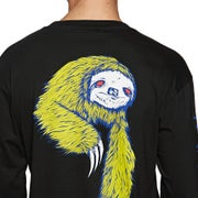 Welcome Sloth Long Sleeve T-Shirt