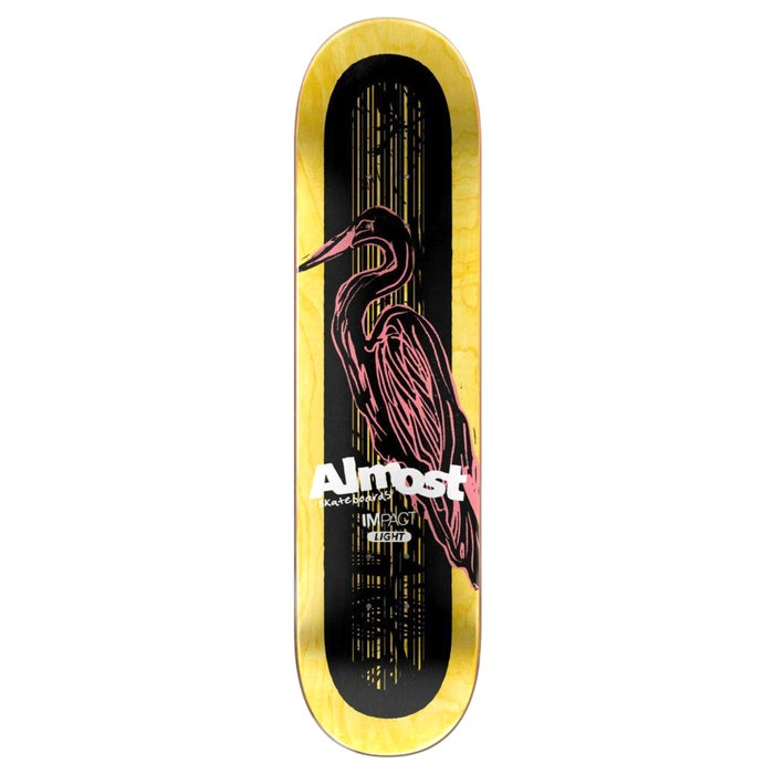 Almost For The Birds Impact Light Skateboard Deck