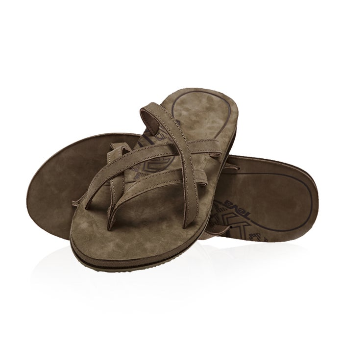 fef638f40 Teva Olowahu Leather Womens Sandals - Free Delivery options on All ...