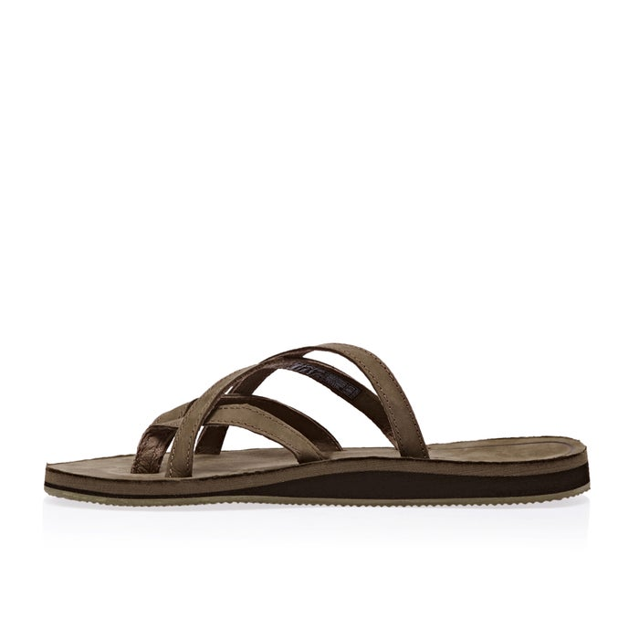 baaf263b4ded Teva Olowahu Leather Womens Sandals available from Surfdome