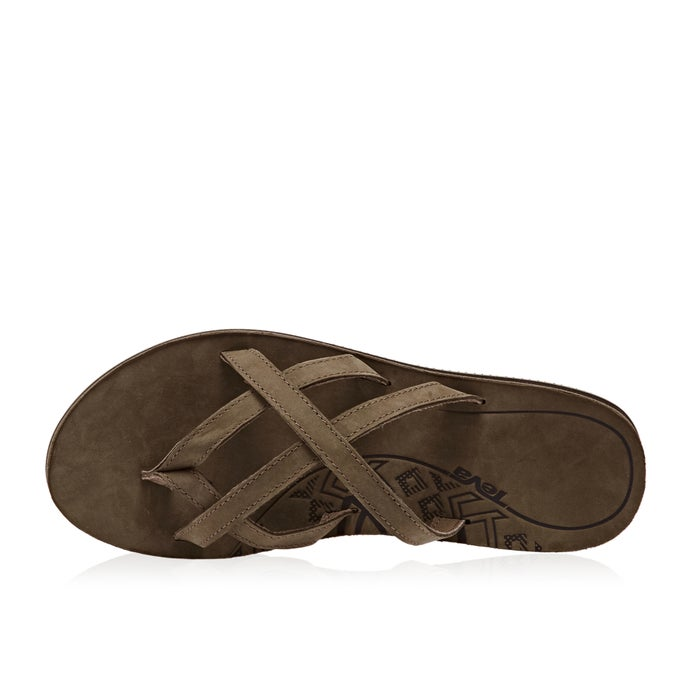 5f2e5d194 Teva Olowahu Leather Womens Sandals available from Surfdome