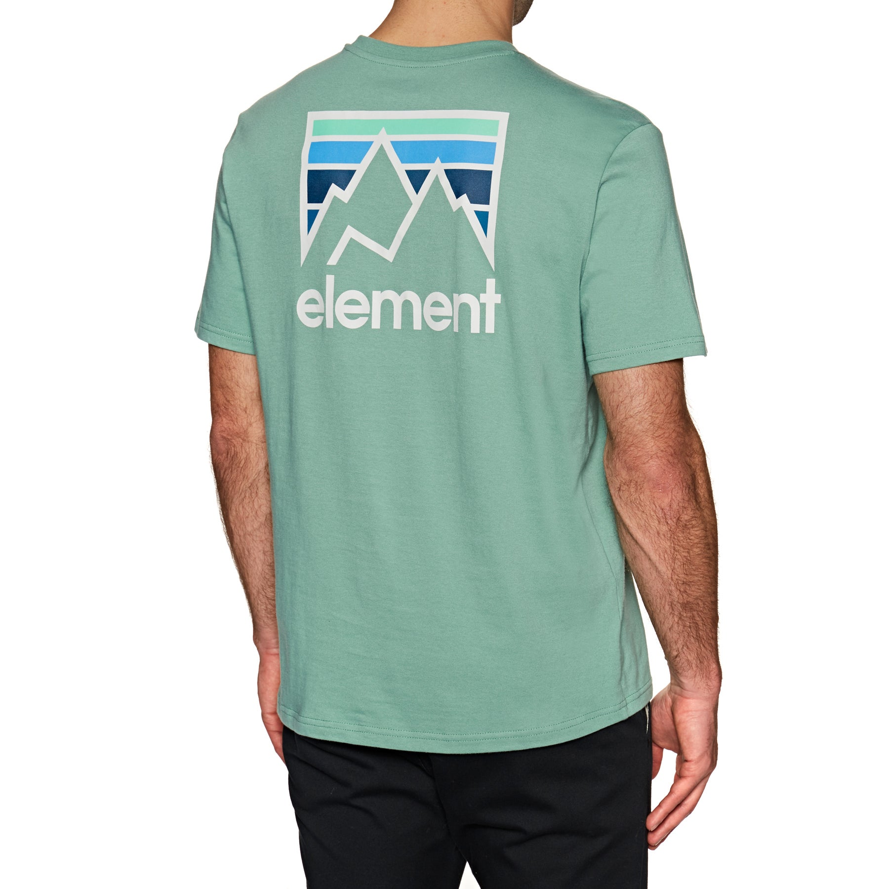 Element Joint Short Sleeve T-Shirt - Feldspar