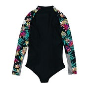 Rip Curl Long Sleeve UV Surf Girls Swimsuit