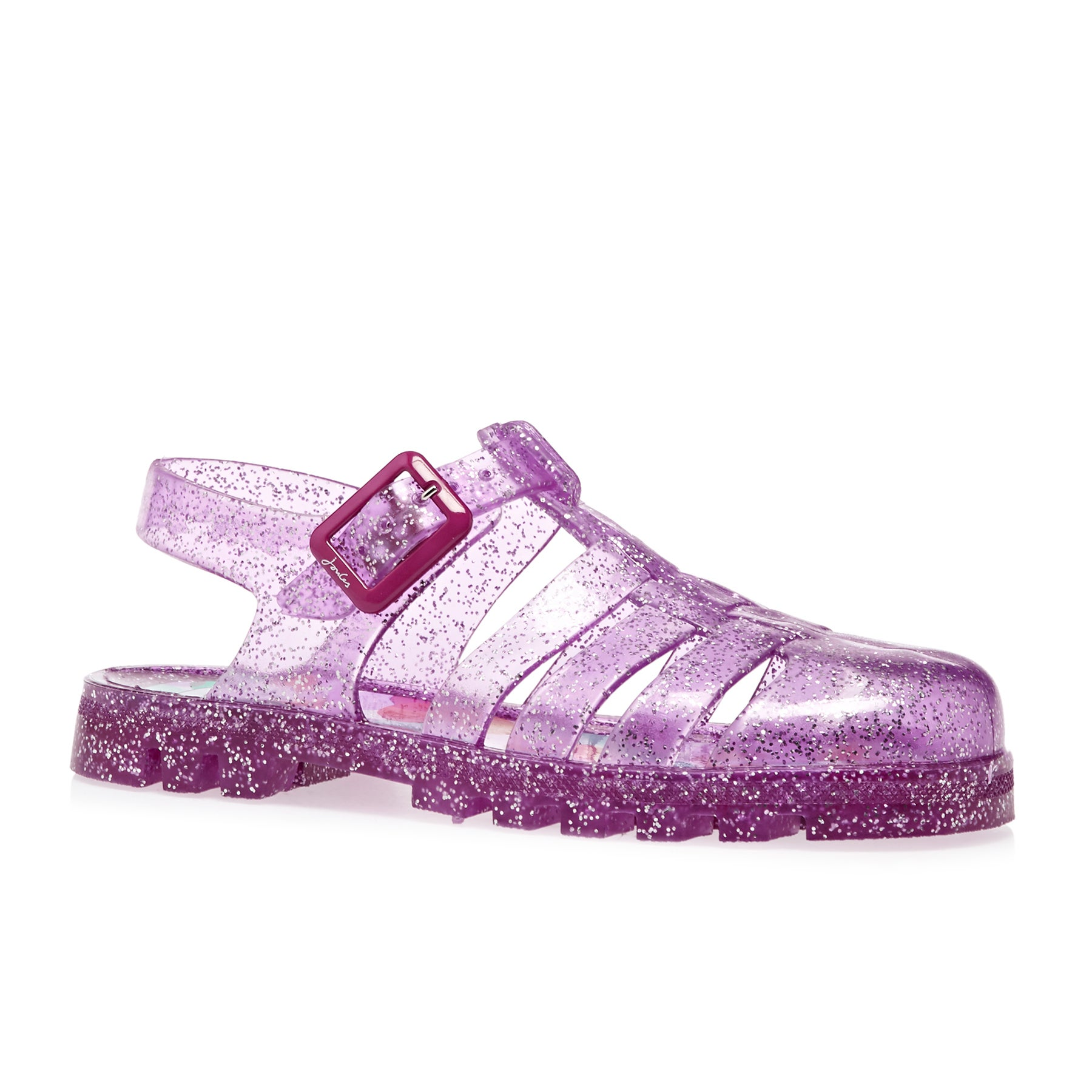 Joules Jelly Shoe Kids Sandals - Truly Pink