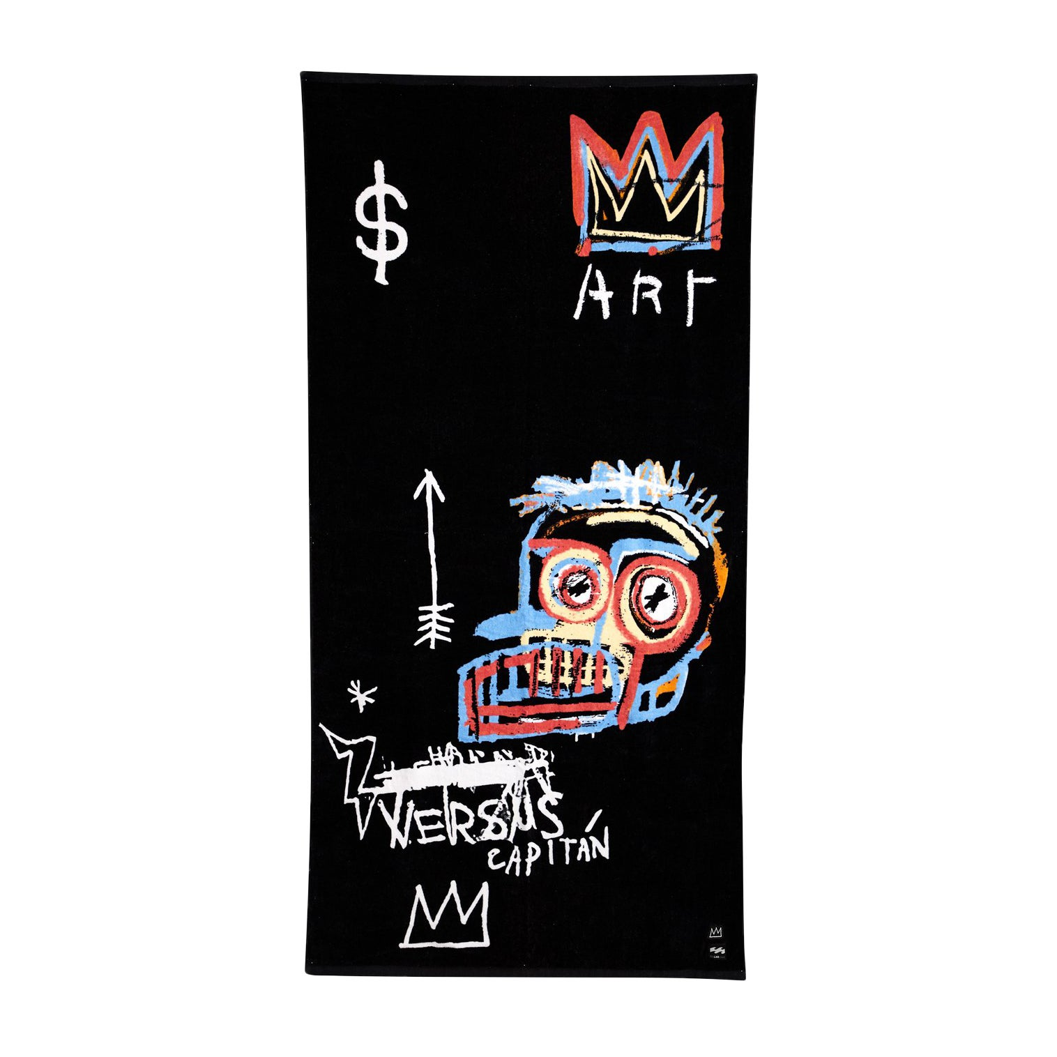 Beach Towel Billabong Hannibal - Black