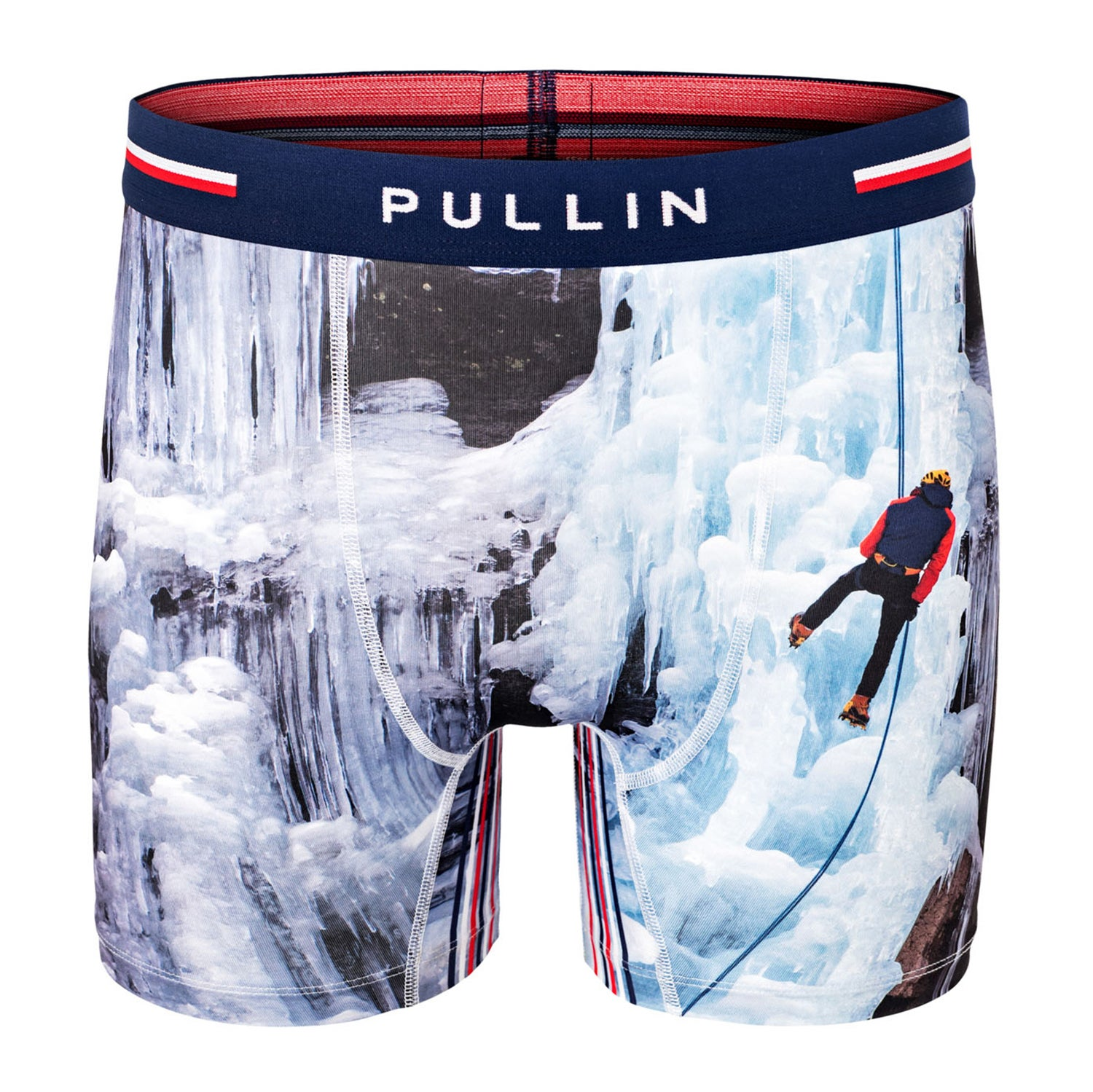 Pull-in Fashion Boxer Shorts - Alpiniste