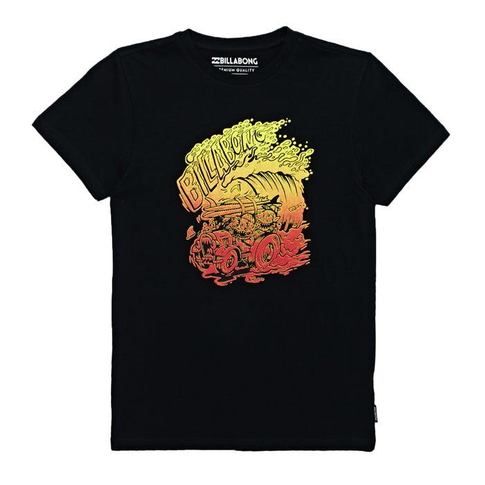 Camiseta de manga corta Niño Billabong Surf Attack