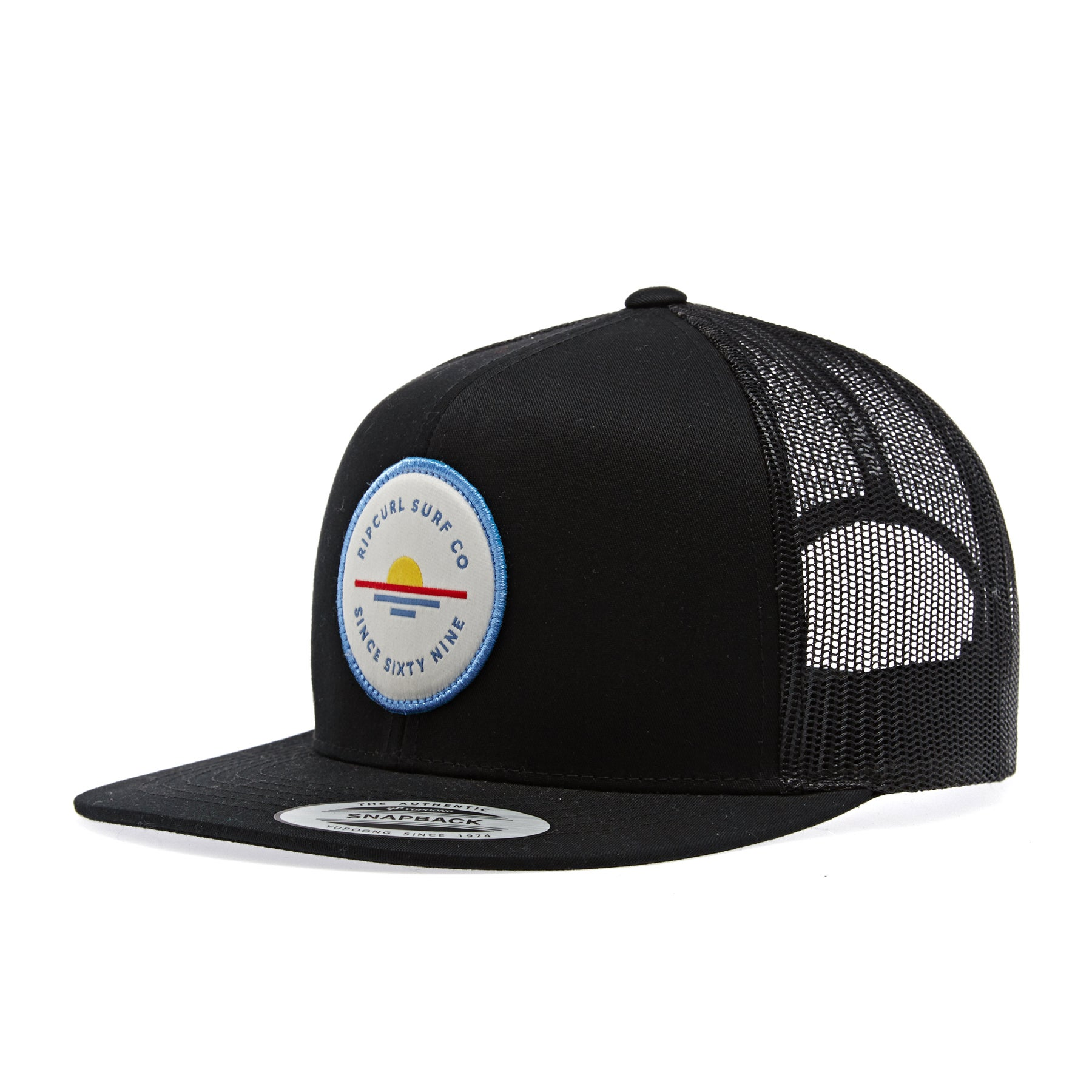 Casquette Rip Curl On Da Spot - Black