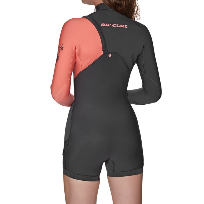Rip Curl G Bomb 2mm Long Sleeve Zipperless Wetsuit
