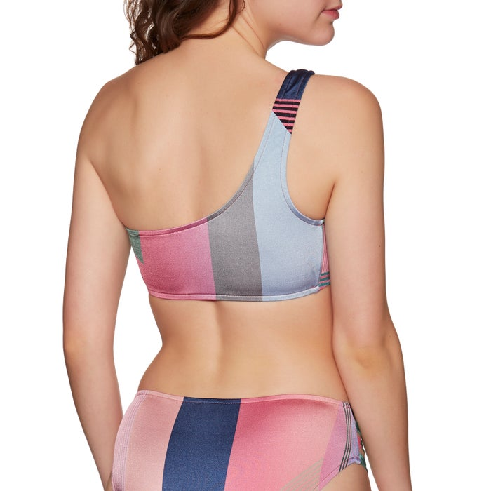 Top Bikini Seafolly Active One Shoulder Bandeau