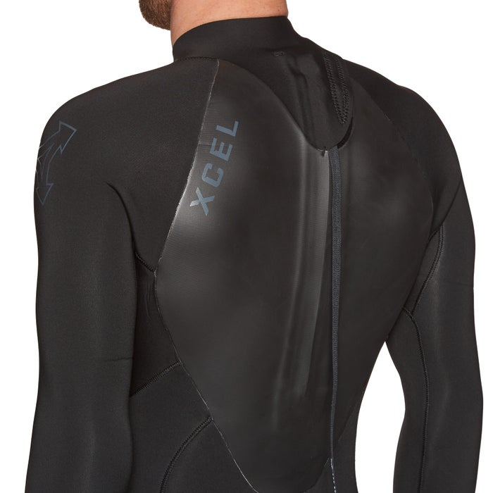 Xcel Axis 3/2mm Back Zip Wetsuit