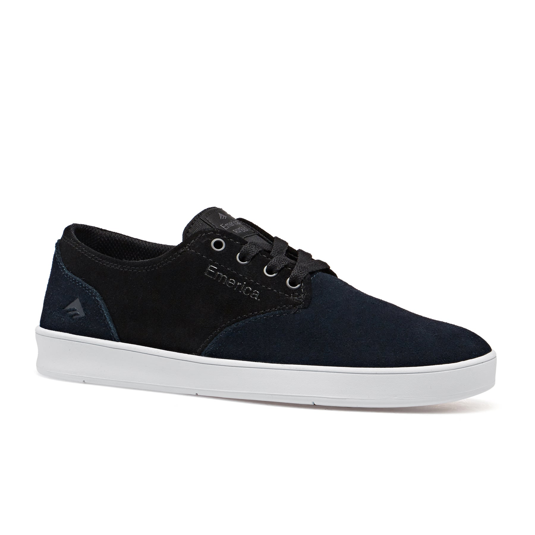 Emerica The Romero Laced Shoes - Navy Black Silver