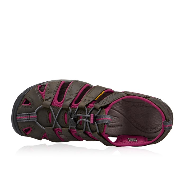 7c278d914a2 Keen Clearwater CNX Leather Womens Sandals available from Surfdome