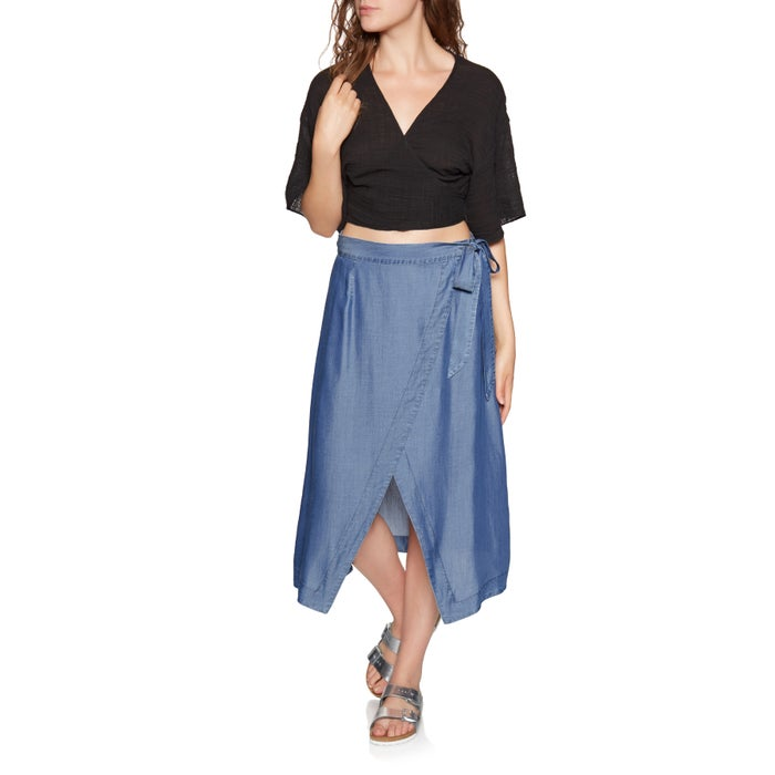 Seafolly Chambray Wrap Rock