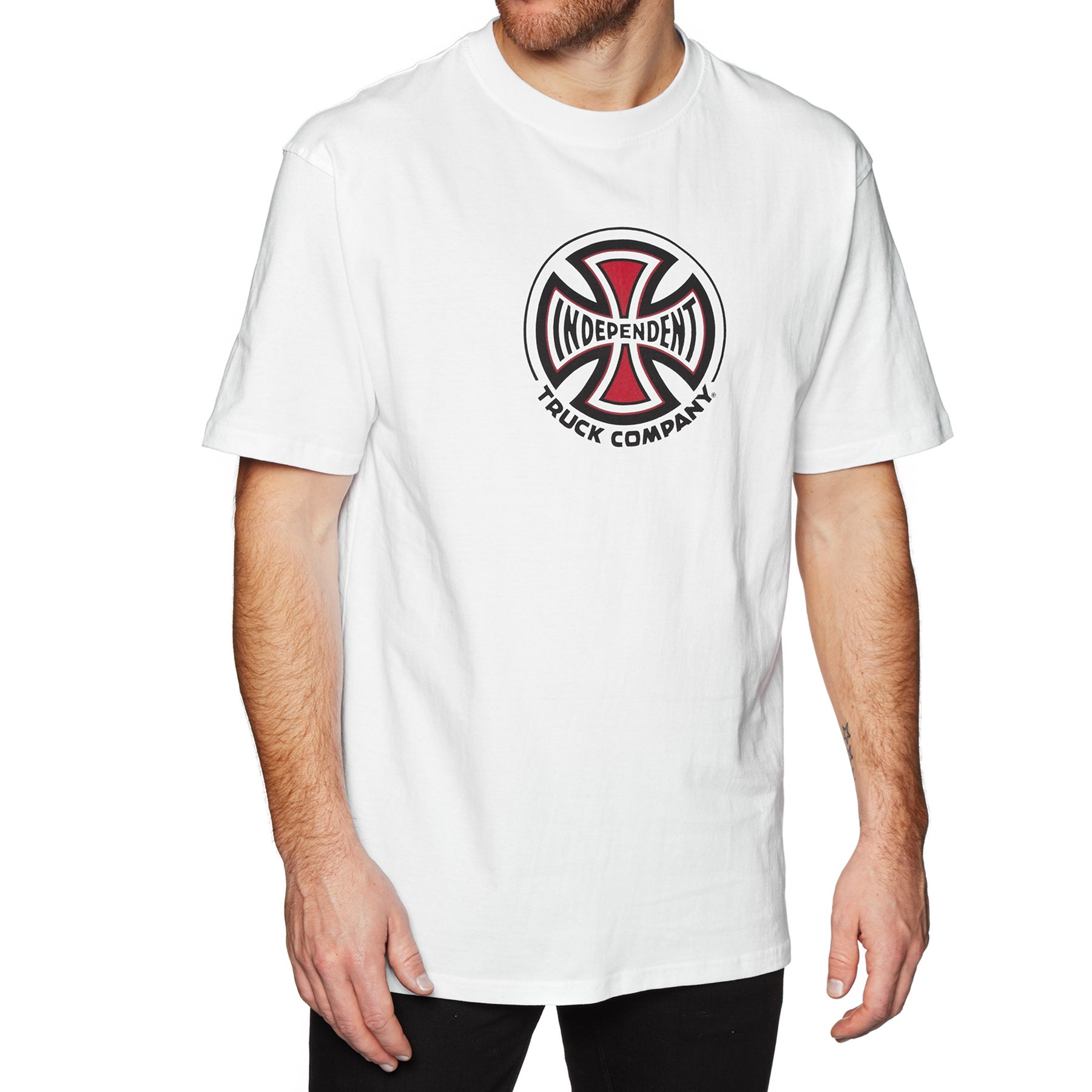 Independent Truck Co Short Sleeve T-Shirt - White