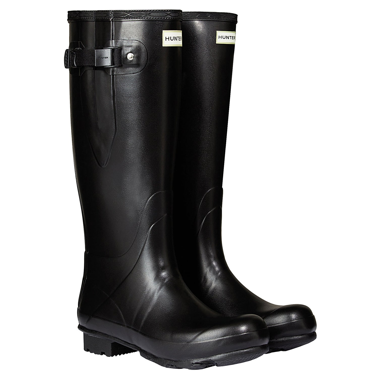Hunter New Norris Field Adjustable Neoprene Lined Wellingtons