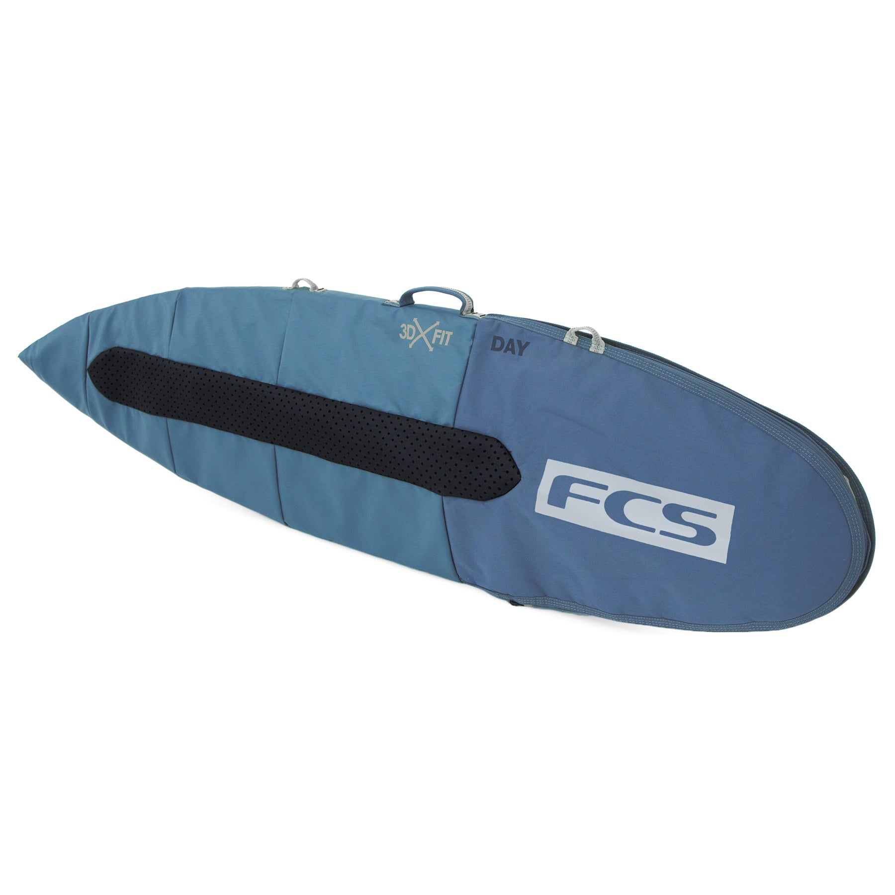 Housse de Surfboard FCS Day Runner Funboard - Steel Blue