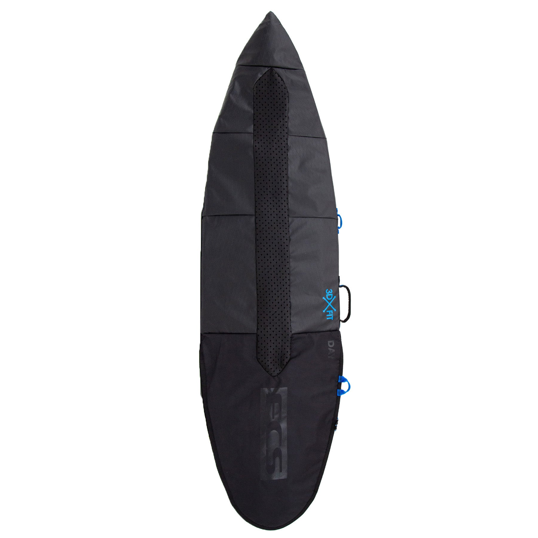 Housse de Surfboard FCS Day Runnner All Purpose - Black