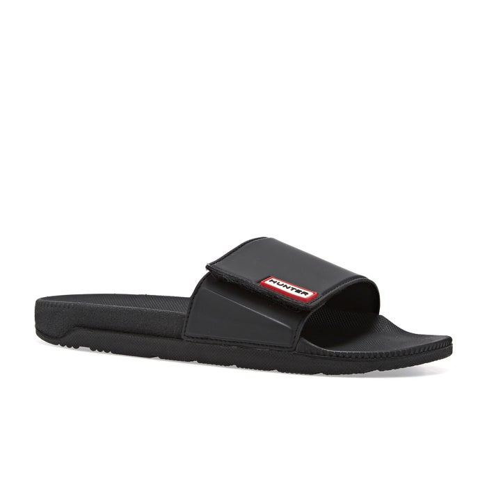 bee64a20d Hunter Original Adjustable Slides Womens Sandals available from Surfdome