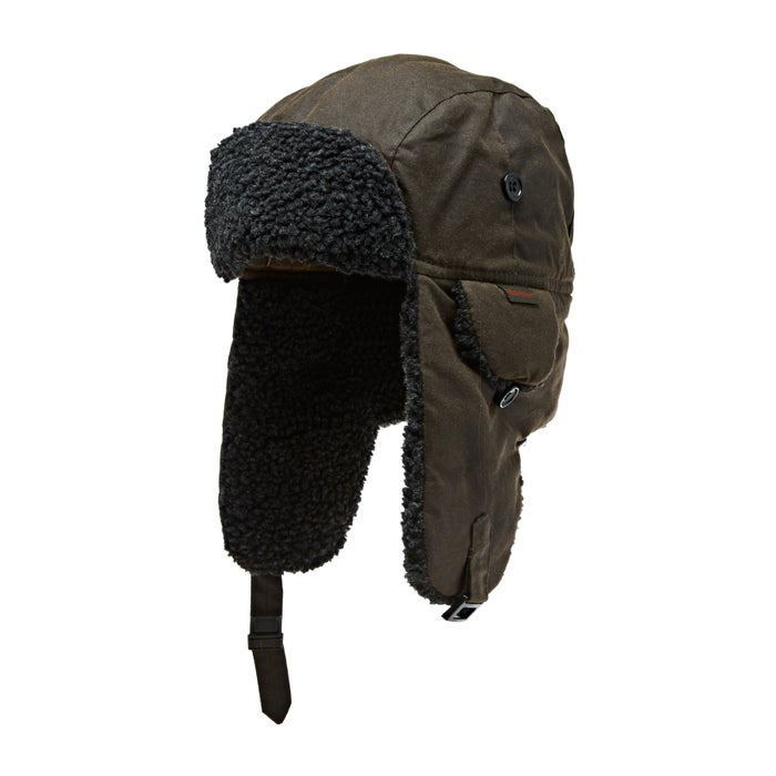 47f14db3ca2c0 Barbour Fleece Lined Trapper Hat available from Surfdome