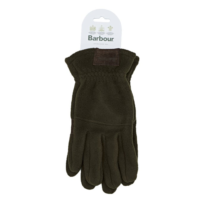 Barbour Fleece Country Gloves