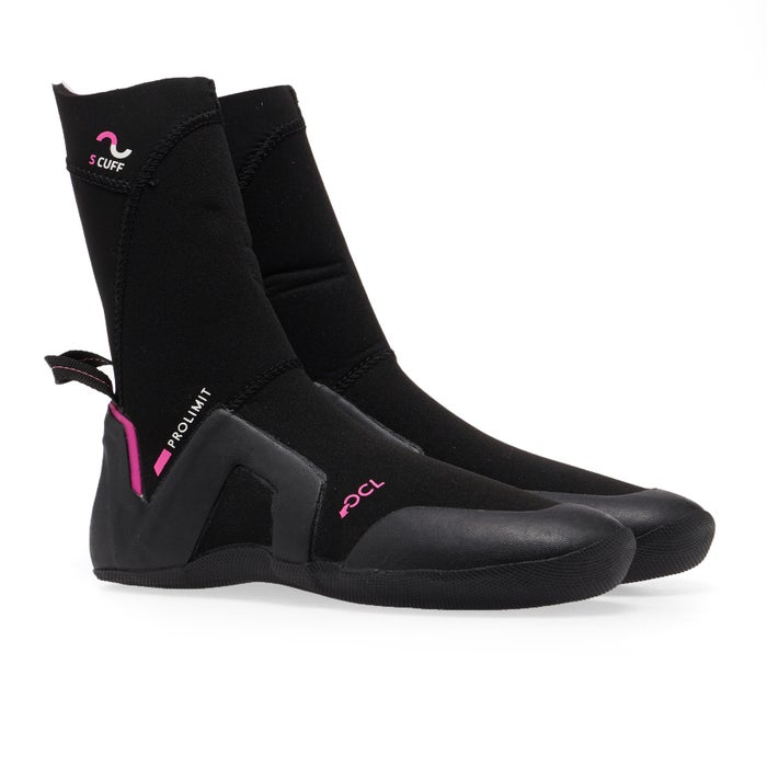 Prolimit Pure 5mm Round Toe Wetsuit Boots