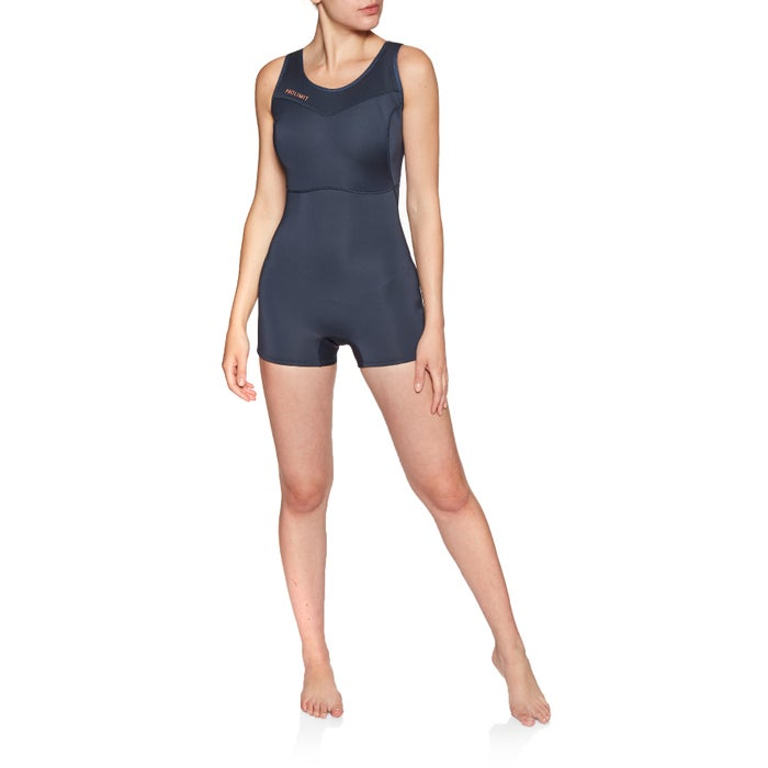 Traje de neopreno Mujer Prolimit Fire 2mm 2019 Sleeveless Shorty