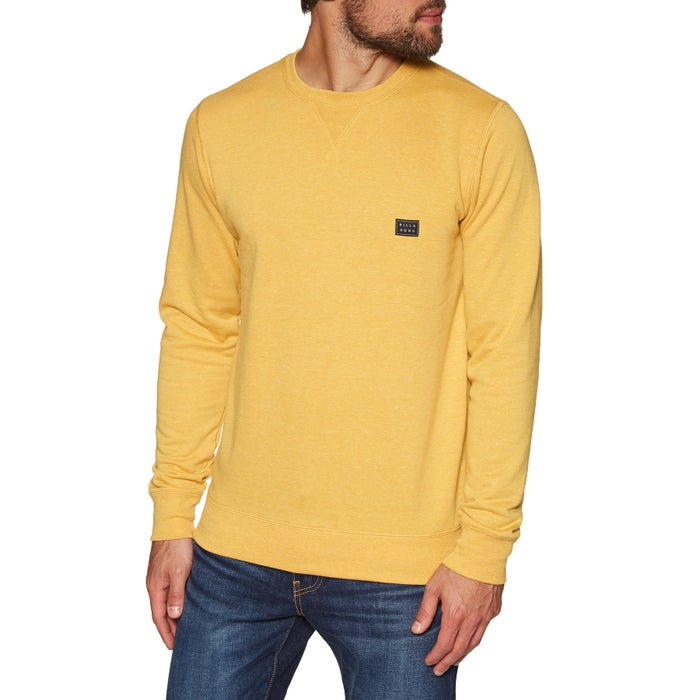 d65b88bc3d7e Billabong All Day Crew Sweater available from Surfdome