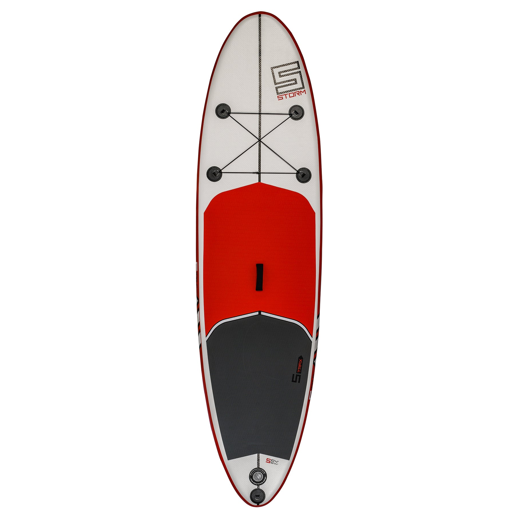 Storm Inflatable SUP Board - White