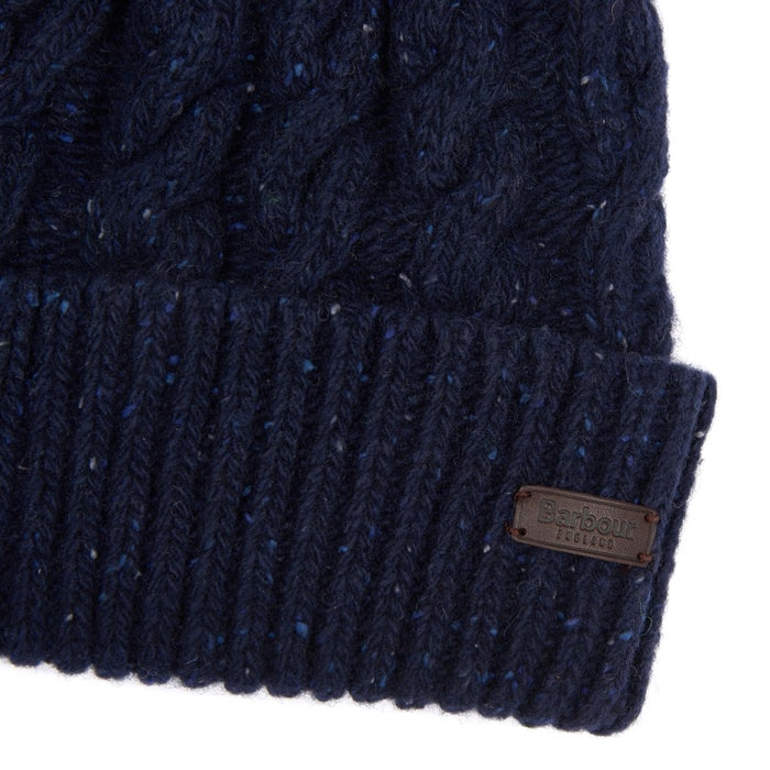 Barbour Seaton Pom Beanie
