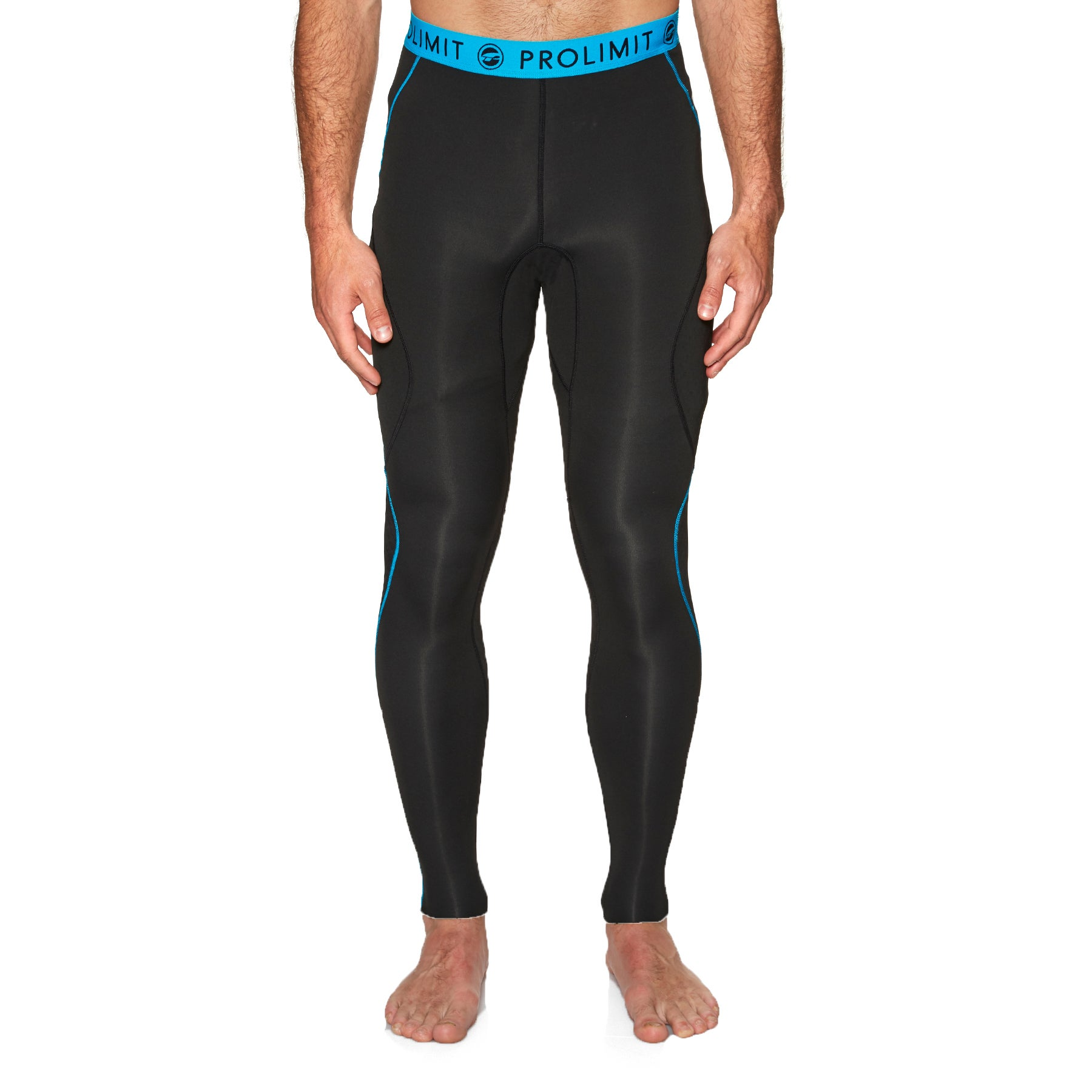 Wetsuit Pants Prolimit SUP Neo Airmax 2mm - Black Blue