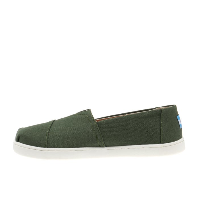70174ead928 Toms Alpargata Kids Slip On Shoes available from Surfdome
