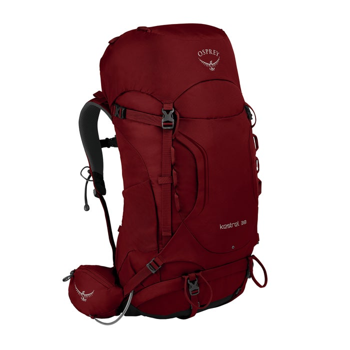 Osprey Kestrel 38 Hiking Backpack