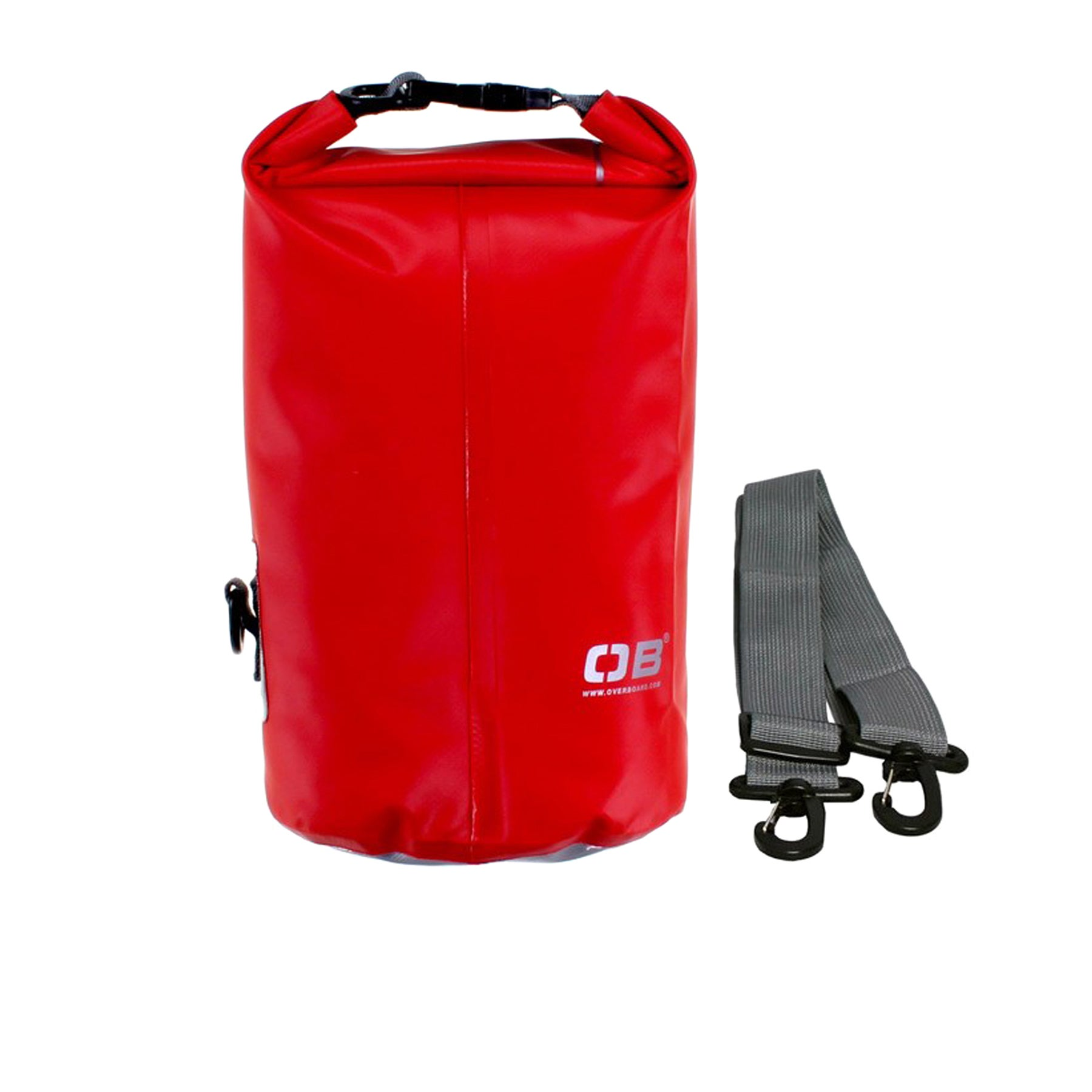 Overboard Dry Tube Drybag - Red