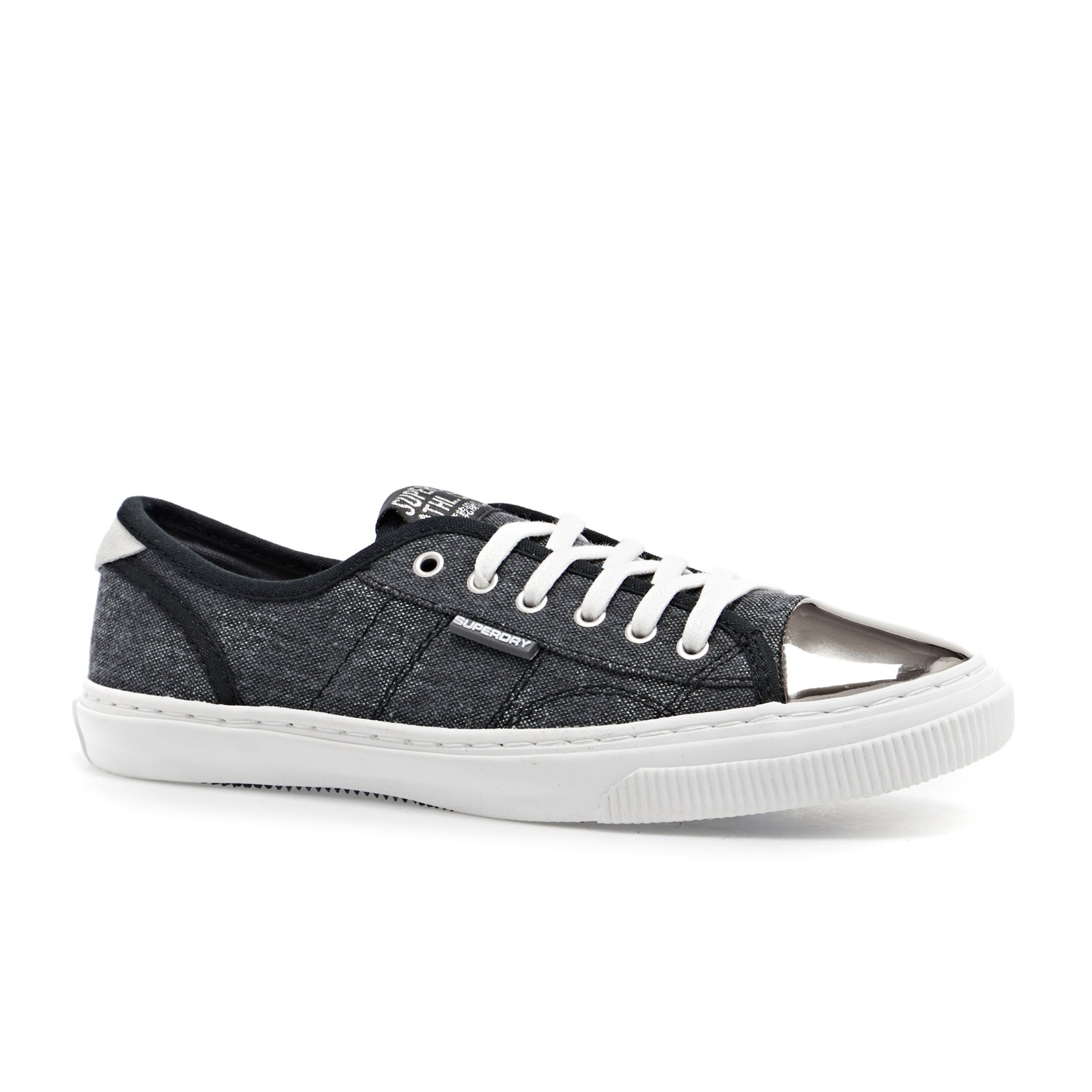 Chaussures Superdry Low Pro Luxe - Washed Black