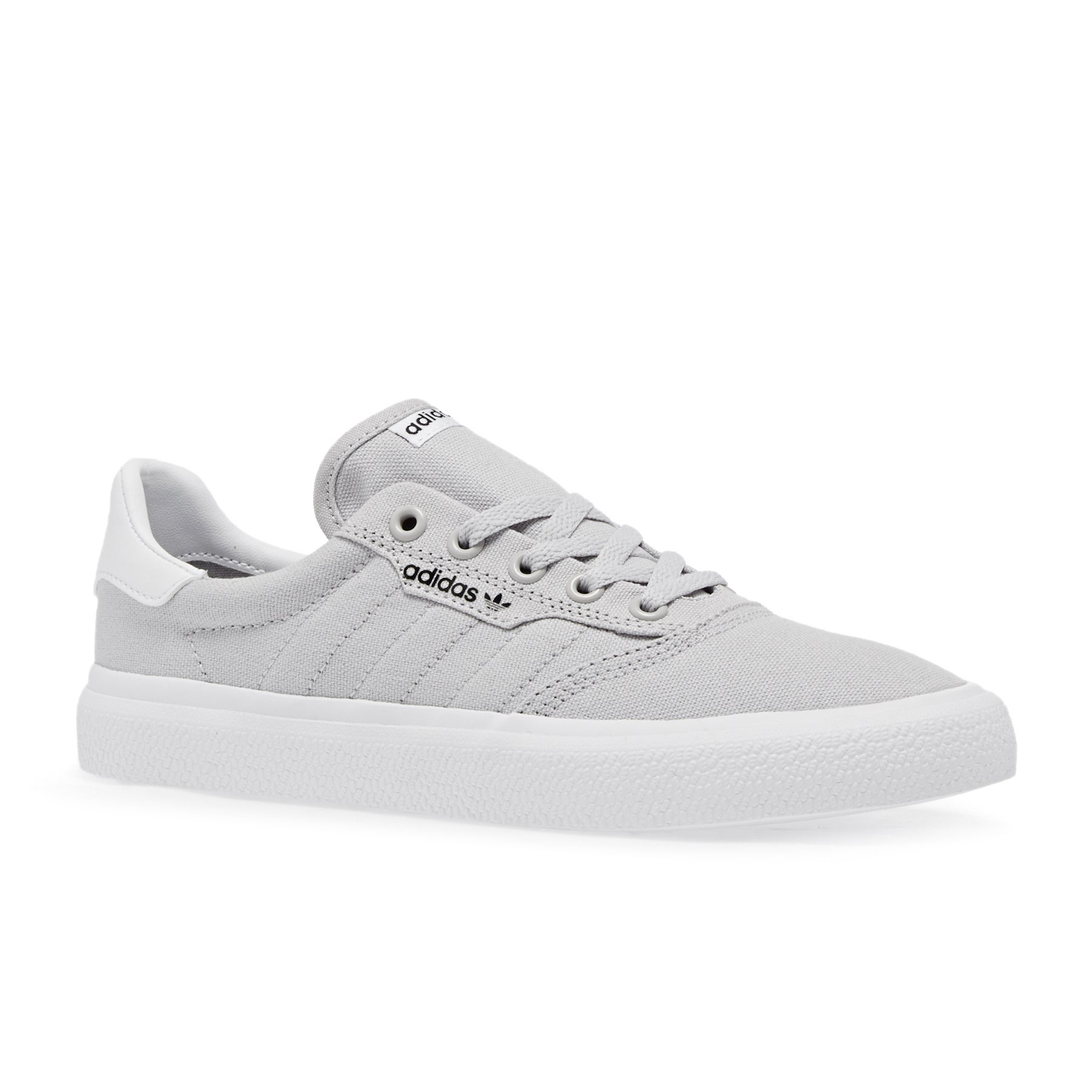 Adidas 3MC Kids Shoes - Light Grey Cloud White Black