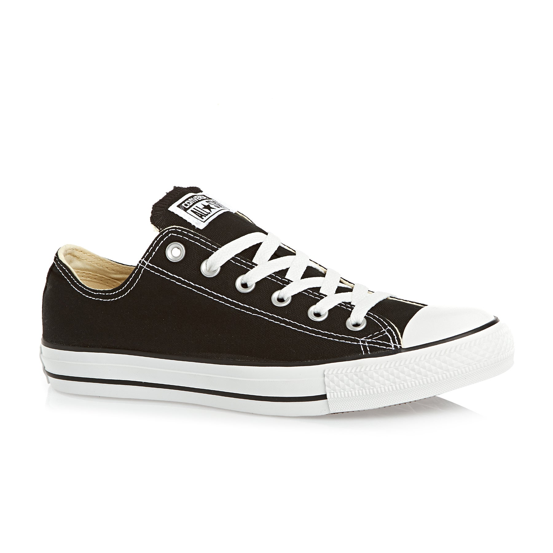 Converse Chuck Taylor All Stars OX Shoes - Black