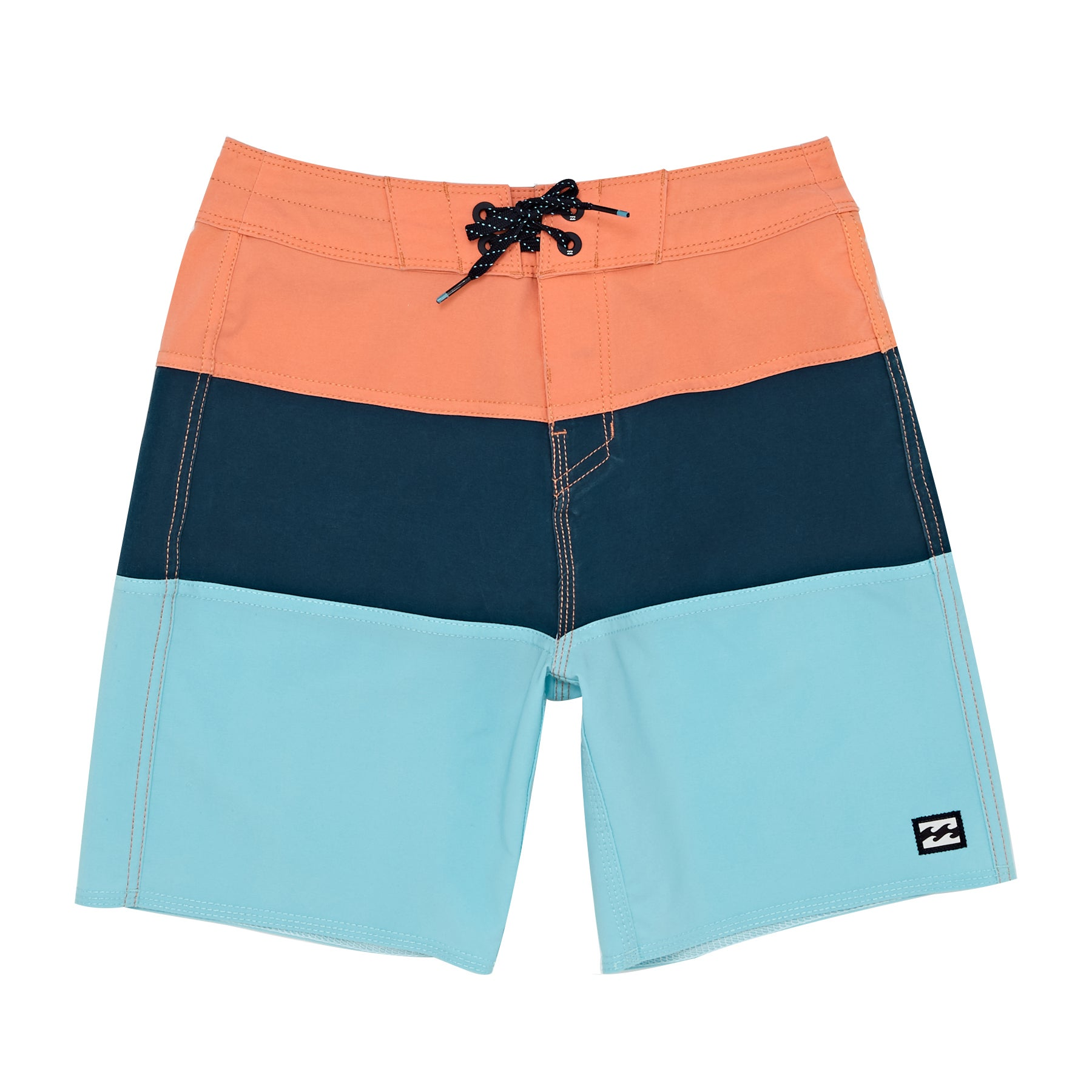 Shorts de surf Niño Billabong Tribong Pro Solid - Orange