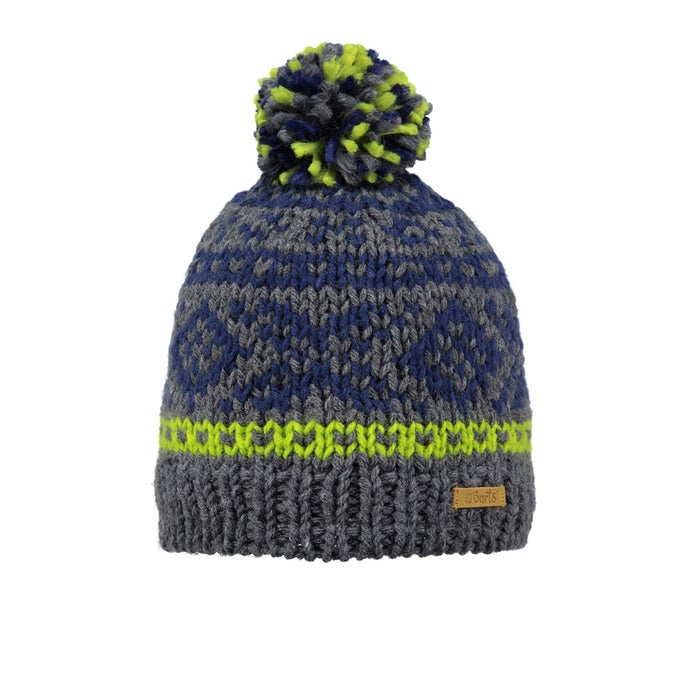 010aa018 Barts Log Cabin Kids Beanie available from Surfdome