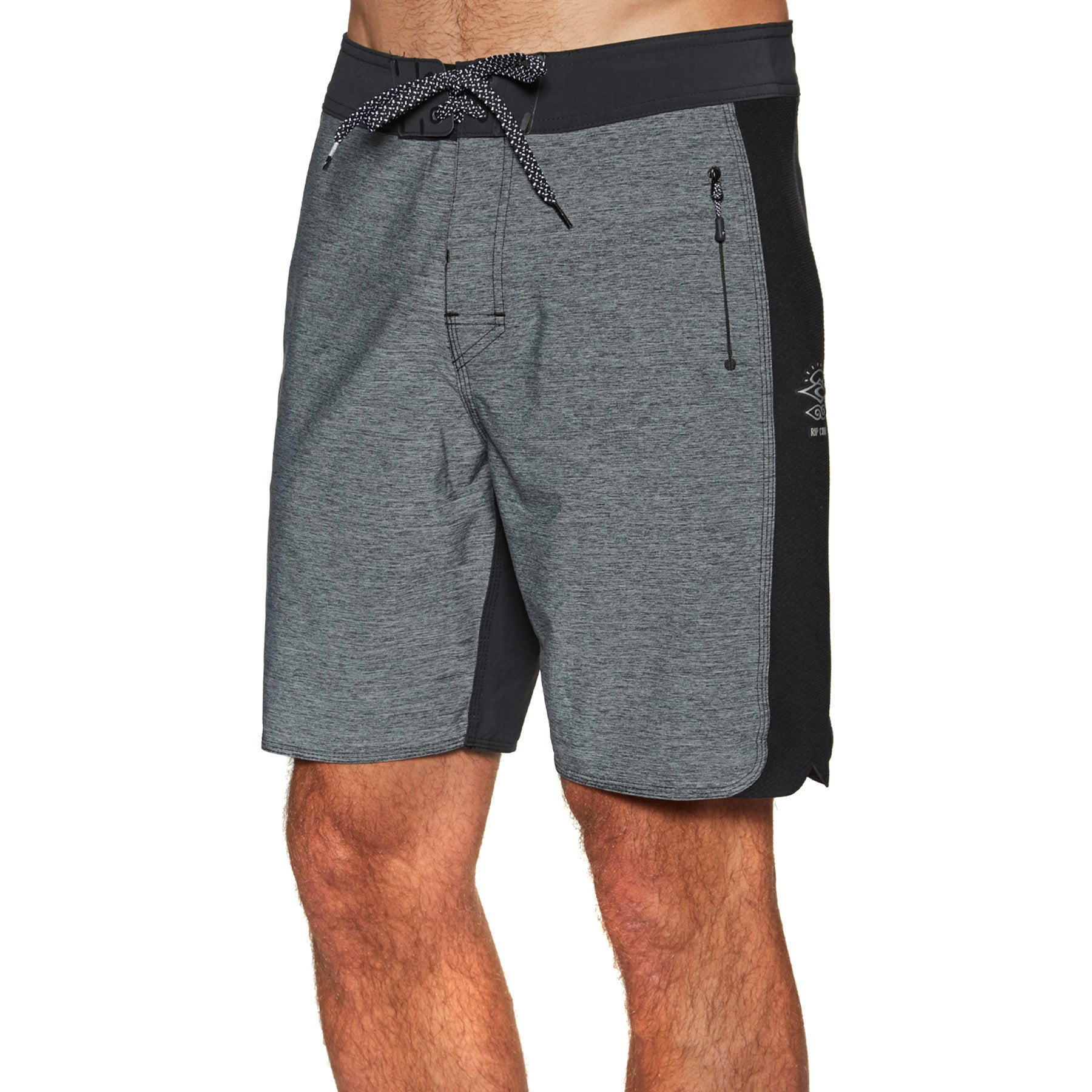 Rip Curl Mirage 3 2 1 Ultimate 19'in Boardshorts - Black