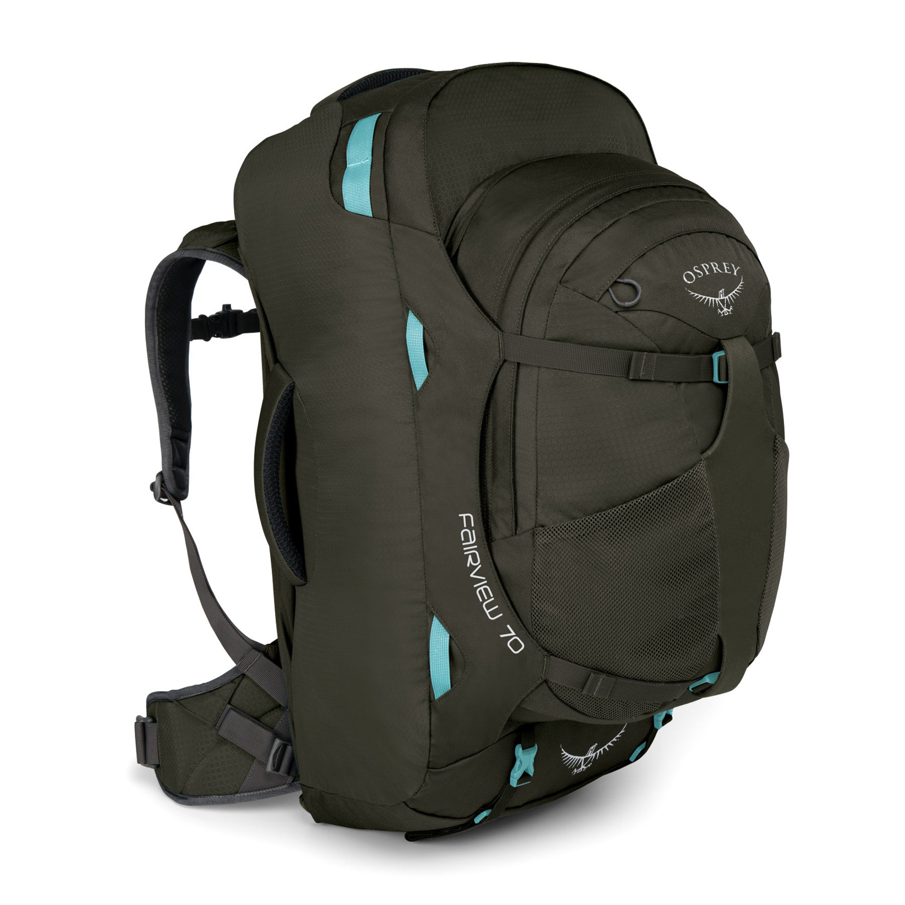 Osprey Fairview 70 Womens Backpack - Misty Grey