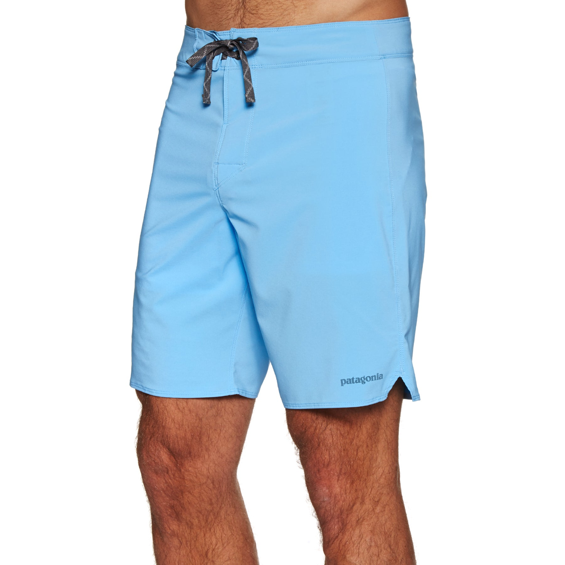 Patagonia Stretch Hydropeak 18 In Boardshorts - Break Up Blue
