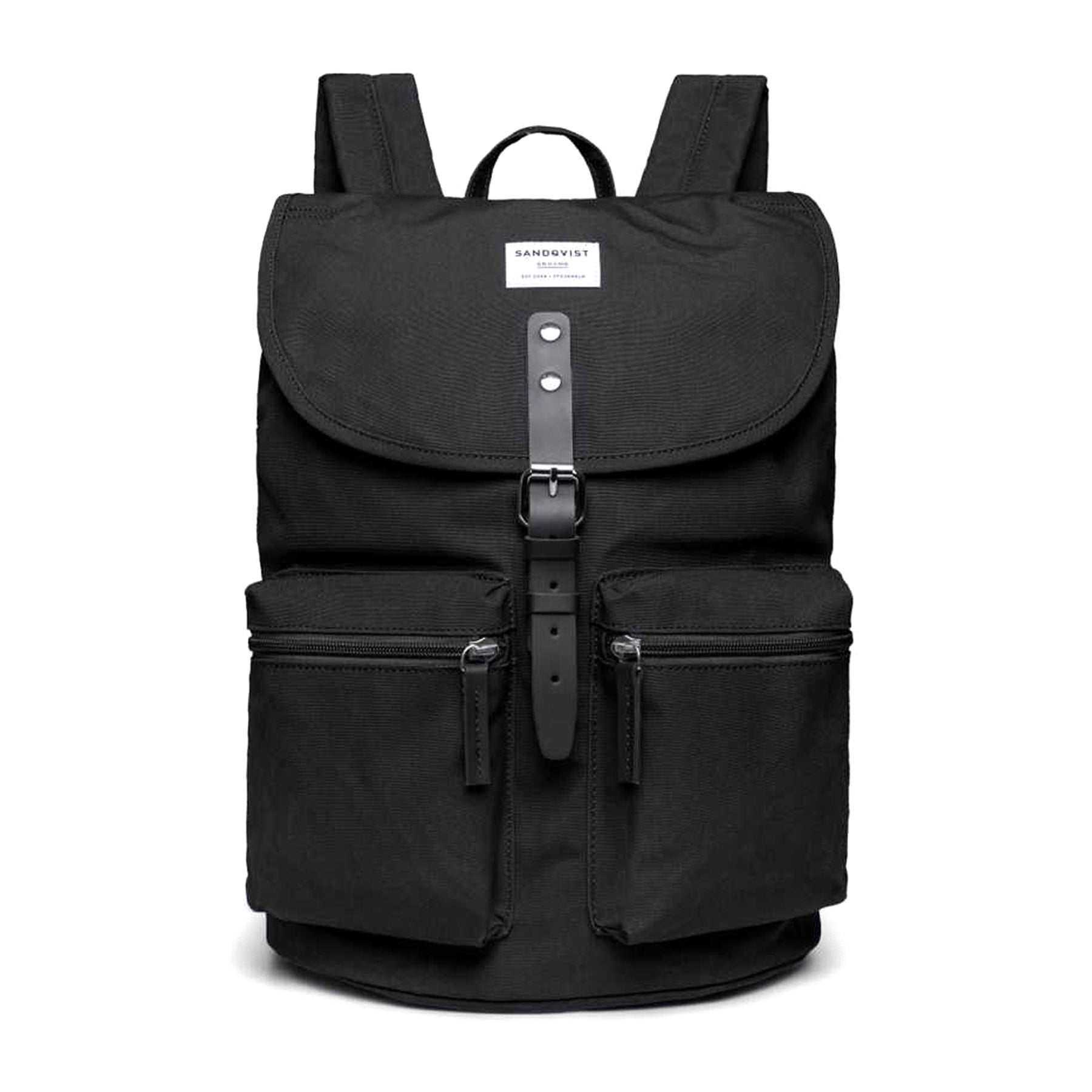 Sandqvist Roald Backpack - Black