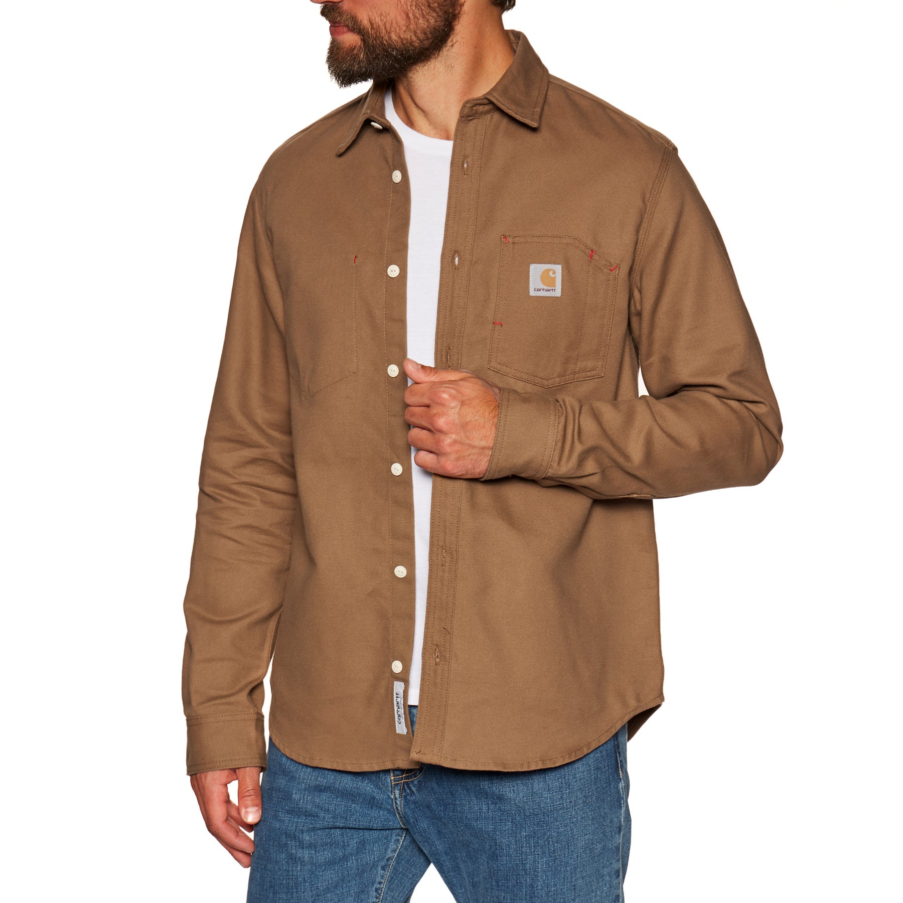 Carhartt Tony Shirt - Hamilton Brown