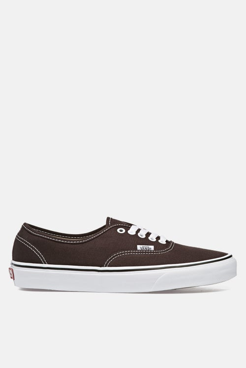 fca9dcec3a Vans Authentic Shoes - Chocolate Torte True White