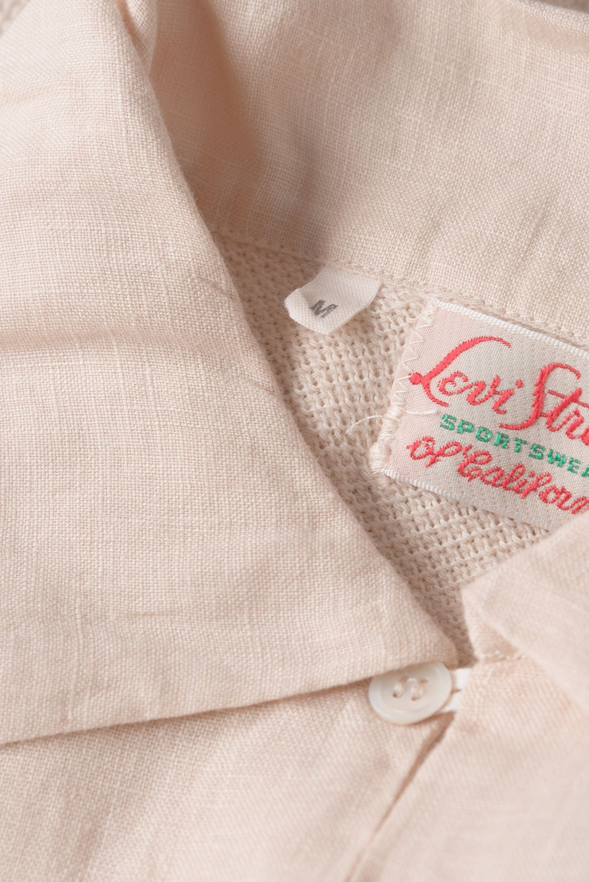 25835f84e99 Levis Vintage 1940's Popover S S Shirt available from Priory